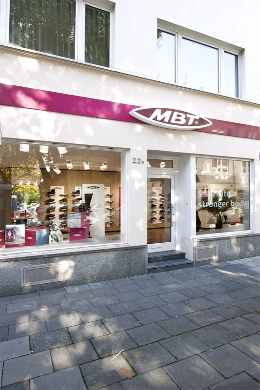 MBT Physiological Footwear Koeln 07